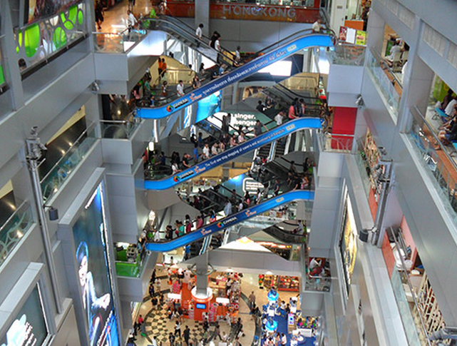 MBK Bangkok 8 Floors