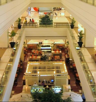 Siam Paragon Inside