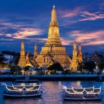 Wat Arun Night