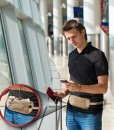 Passport-Holder-Money-Belt-With-RFID-BLOCKING-Material-Use-As-Visible-Travel-Pouch-or-Undercover-Passport-Wallet-for-Woman-or-Man-Protect-Your-Money-CREDIT-Cards-Documents-With-This-Luggage-Travel-Acc-0-4