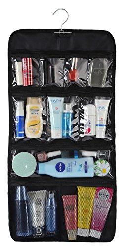 Travel Toiletry Cosmetic Organizer Storage Bag 1