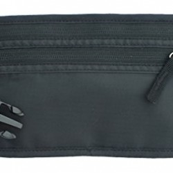 Alpsy Travel Wallet RFID-Blocking Money Belt Secure Waist Pack Pouch