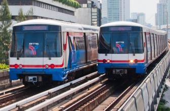 BTS Bangkok (BTS Skytrain)