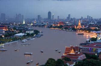 Bangkok – Chao Phraya River,  Chao Phraya Express And Chao Phraya Tourist Boats
