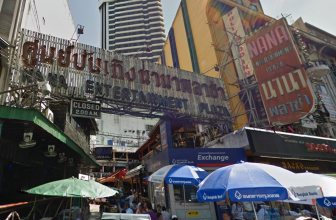 Bangkok – Red Light District (Patpong, Soi Cowboy, Nana Plaza)