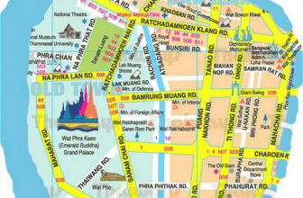 Bangkok – Rattanakosin Island (Old City)