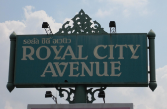 Bangkok – Royal City Avenue (RCA)