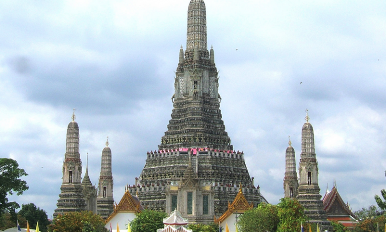 Bangkok – Wat Arun (Temple of Dawn)