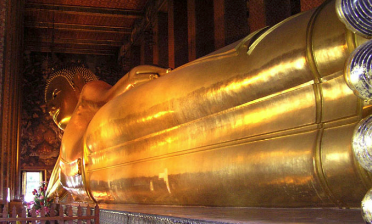 Bangkok – Wat Pho (Temple of the Reclining Buddha)
