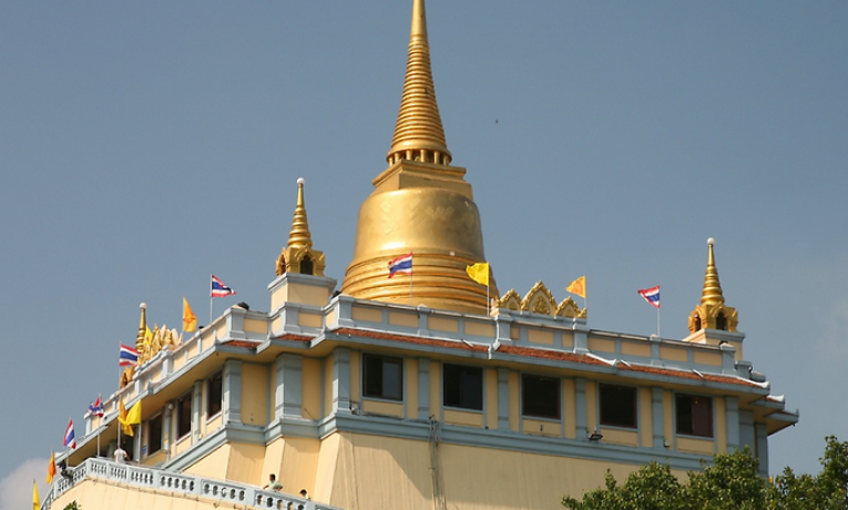 Bangkok – Wat Saket (Golden Mount)