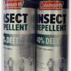 Coleman DEET Insect Repellent, 40% Deet Bug Repellent