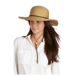 Coolibar UPF 50+ Women's SmartStraw Sedona Sun Hat – Sun Protective