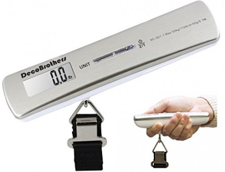 DecoBros-110lb50kg-Electronic-Digital-Luggage-Hanging-Scale-temperature-sensor-Large-LCD-Display-Battery-Included-0