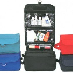 Ensign Peak Hanging Toiletry Bag with 360 degree Swivel Hook