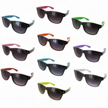 Fashion-Eyewear-Wayfarer-Style-Multi-Color-Sunglasses-0