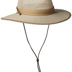 Henschel Hats Aussie Breezer 5310 Cotton Mesh Hat