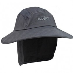 Lenikis Outdoor Bucket Boonie UV Protecting Sun Hat