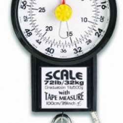 Lewis N. Clark Luggage Scale