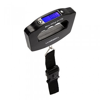 Luxebell-110lbs-Digital-Portable-Travel-Luggage-Hanging-Scale-0