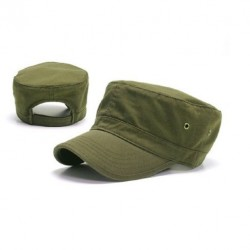 Magic Washed Military Hat