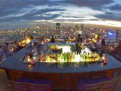 Moon Bar @ Vertigo Bangkok
