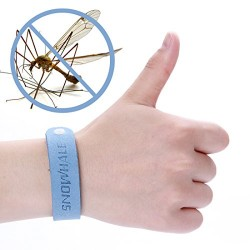 SNOWHALE All Natural Insect Repellent Bracelet-5 Pack