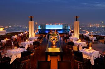Sky Bar @ Sirocco Bangkok