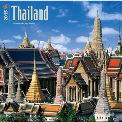 Thailand 2015 Square 12×12 (Multilingual Edition)