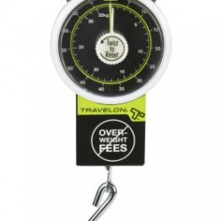 Travelon Luggage Scale With Tape Measure…