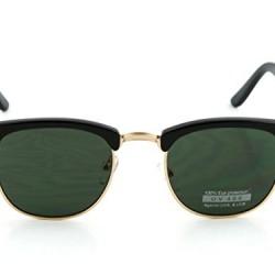 Goson Wayfarer Sunglasses Classic 80s Vintage Style Design